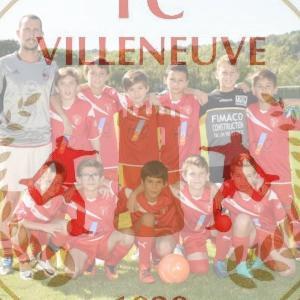 U11 FC Villeneuve