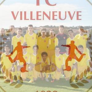 U13 FC Villeneuve