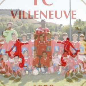 U8-U9 FC Villeneuve