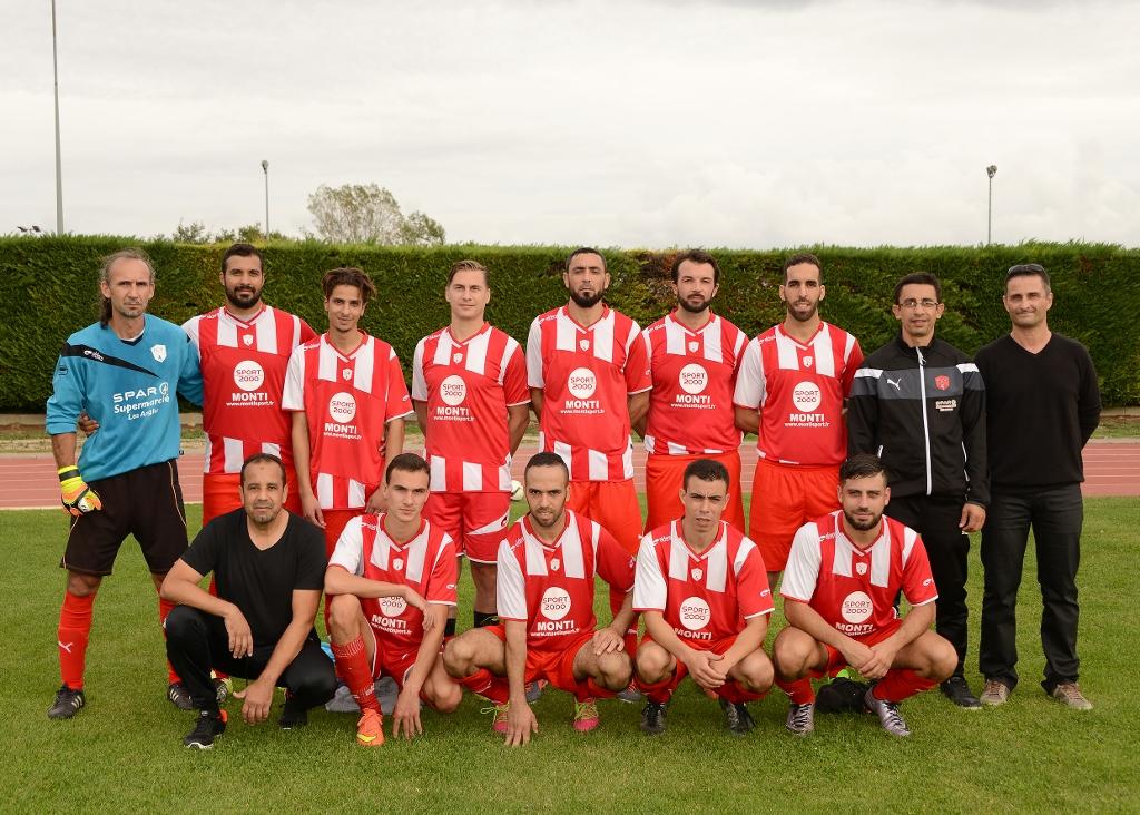 Seniors 2 - FC Villeneuve
