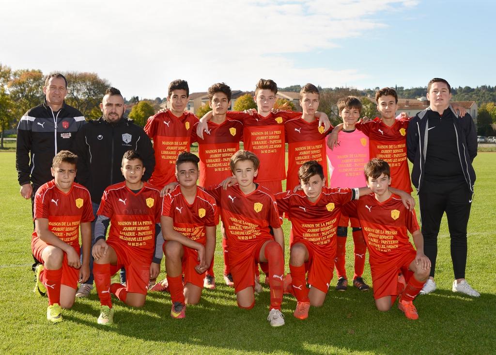 U15 FC Villeneuve