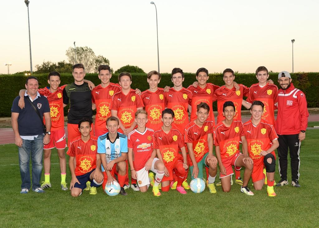 U17 FC Villeneuve