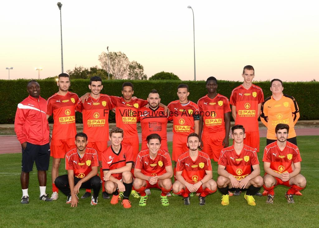 U19 FC Villeneuve