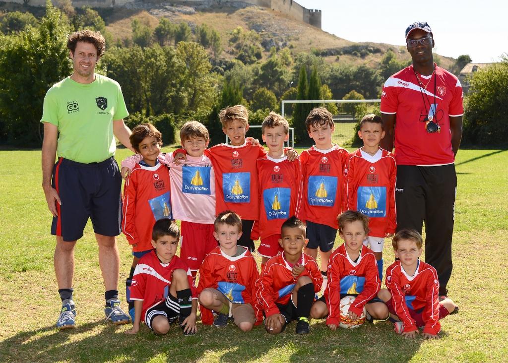 U8-U9-2 FC Villeneuve