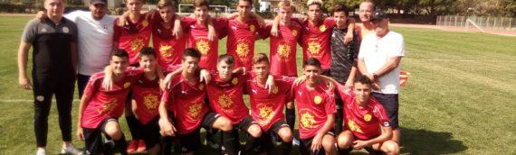 RESULTATS FC VILLENEUVE   WEEKEND DES 14 ET 15 SEPTEMBRE 2019