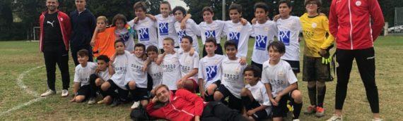 RESULTATS FC VILLENEUVE   WEEKEND DES 12 ET 13 OCTOBRE 2019