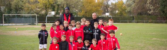 RESULTATS FC VILLENEUVE   WEEKEND DES 01 ET 02 Février 2020